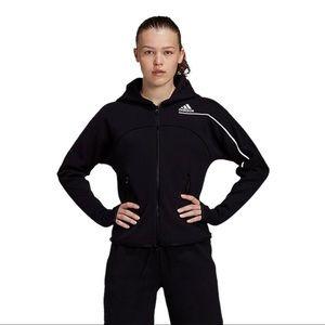 NEW Women's ADIDAS Athletics Z.N.E. Hoodie